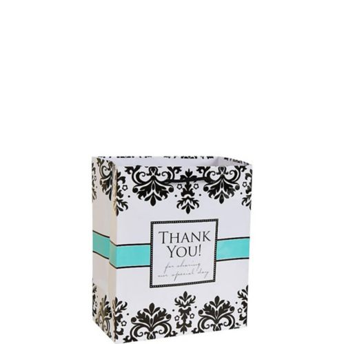 Always & Forever Thank You Gift Bags, 10-pk