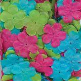Confettis de table Hibiscus d'été, paq. 300