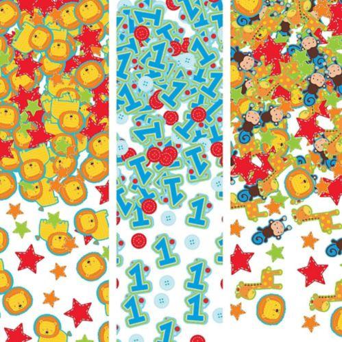 Confetti Wild-One Boy Value Pack