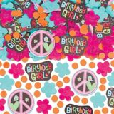 Confettis fille Hippie, 1,2 oz