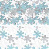 Confettis Flocons de neige