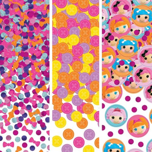 Lala-Loopsy Value Pack Confetti