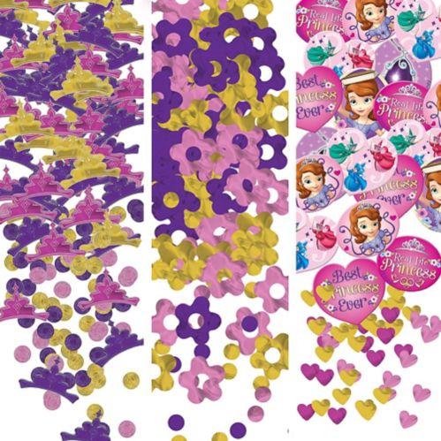 Confettis Princesse Sofia, 1,2 oz