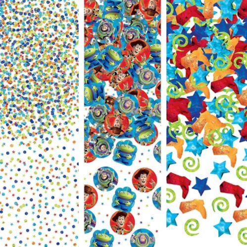 Confettis Histoire de jouets
