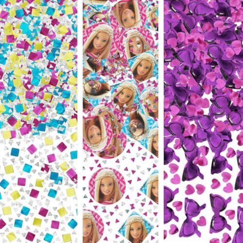 Confettis Barbie
