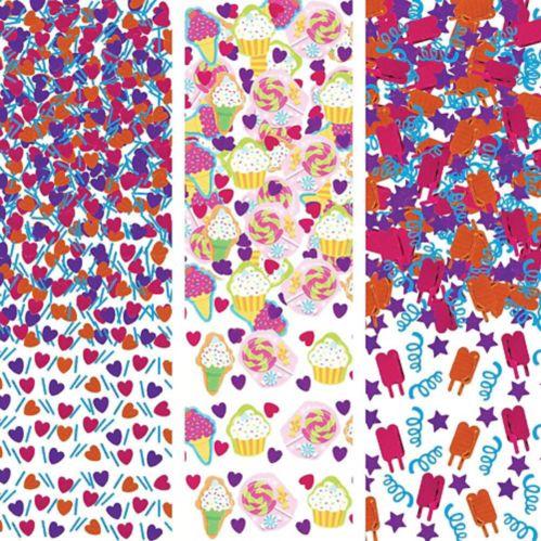 Confettis Magasin de bonbons, paquet économique, 1,2 oz