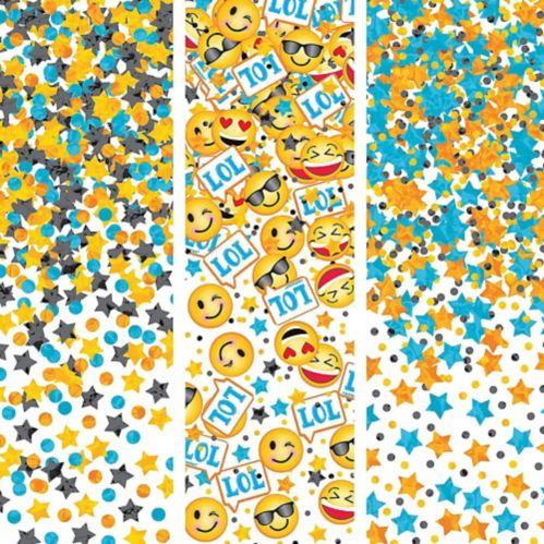 Smiley Confetti