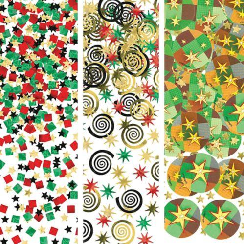 Pixelated Confetti