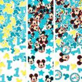 Confettis 1er anniversaire Mickey Mouse