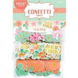 Boho Girl Confetti