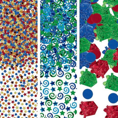 Confettis Anniversaire garçon