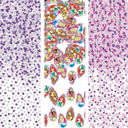 Confettis Princesse étincelante, paquet économique
