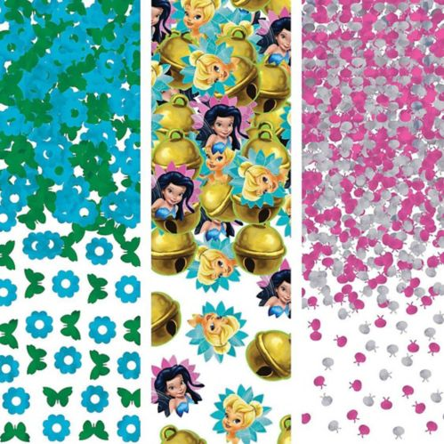 Confettis Fée Clochette