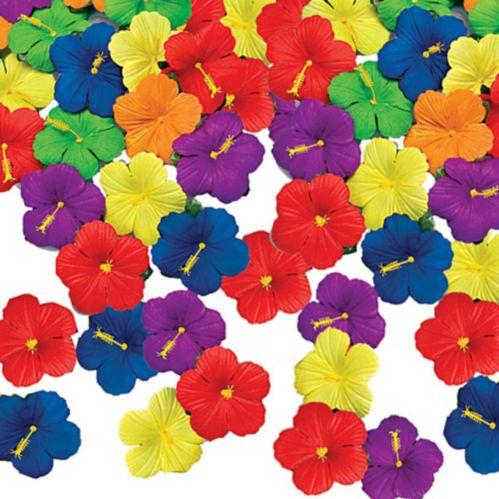 Tropical Flower Table Sprinkles, 24-pc