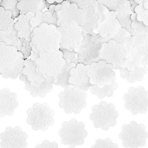 White Paper Confetti