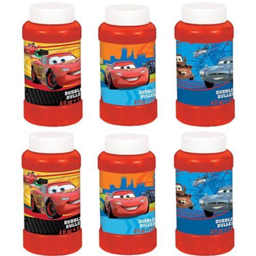 Disney Cars Bubbles, 6-pk