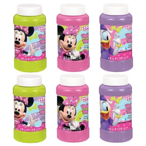 Bulles Minnie Mouse, paq. 6