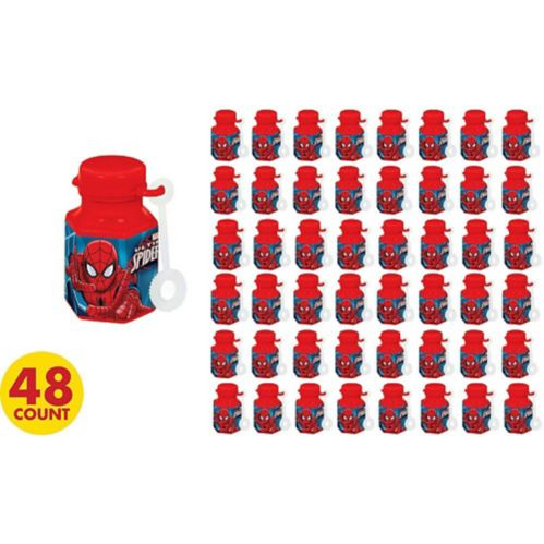 Mini Bubbles Spiderman