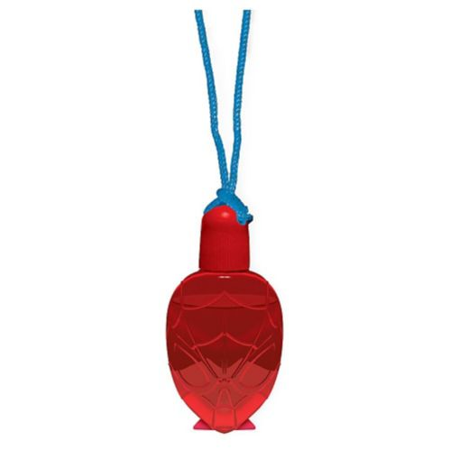 Collier à bulles Spiderman