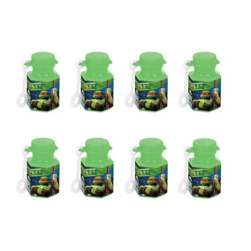 Mini Bubbles Teenage Mutant Ninja Turtles