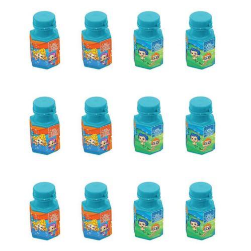 Bubble Guppies Mini Bubbles, 12-pk