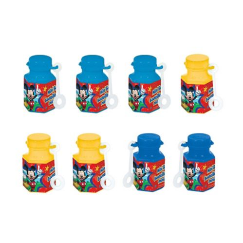 Mini Bubbles Mickey Mouse, 48-pk
