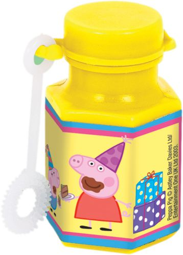 Mini Bubbles Peppa Pig