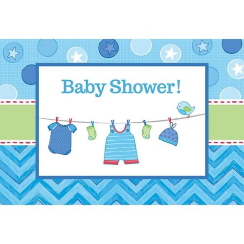 It's a Boy Baby Shower Invitations, 8-pk