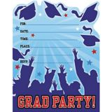 Graduation Invitation, 50-pcs