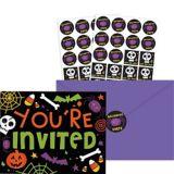 Spook-tacular Invitations, 20-pk