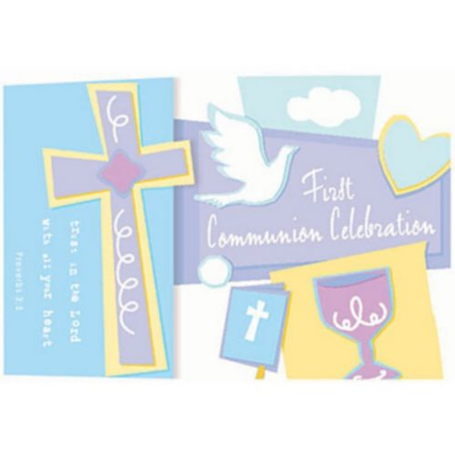 Communion Celebration Invitation