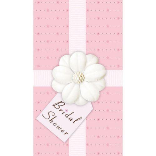 Novelty Bridal Shower Invitations, 12-pk