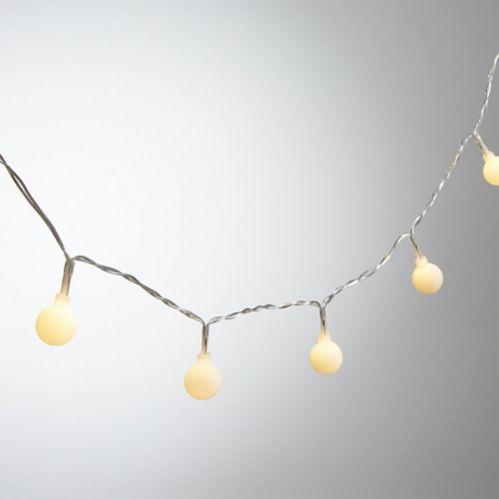 Mini Globe LED String Lights
