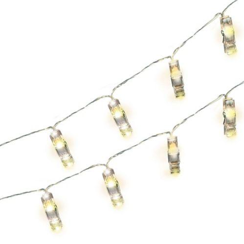Photo Clip LED String Lights