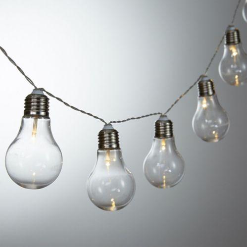 Edison Lightbulb LED String Lights
