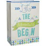 Let The Adventure Begin Gift Bag