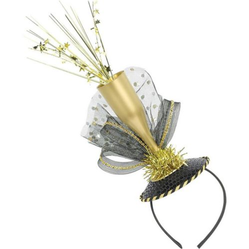 Champagne Flute Headband