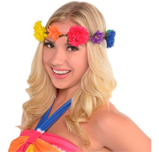 Hippie Flower Headband Product image