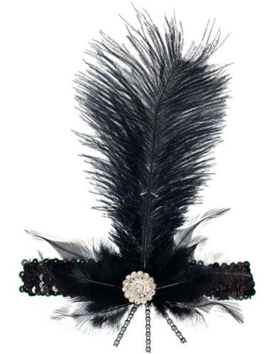 1920s Charleston Beaded Headband