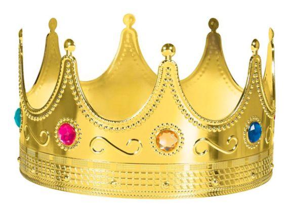 Couronne royale à bijoux, adulte Image de l'article