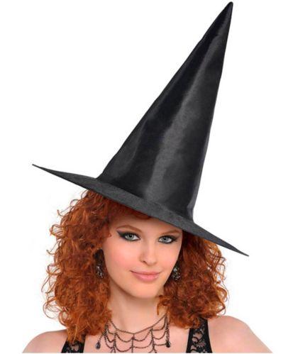 Chapeau de sorcière, adulte