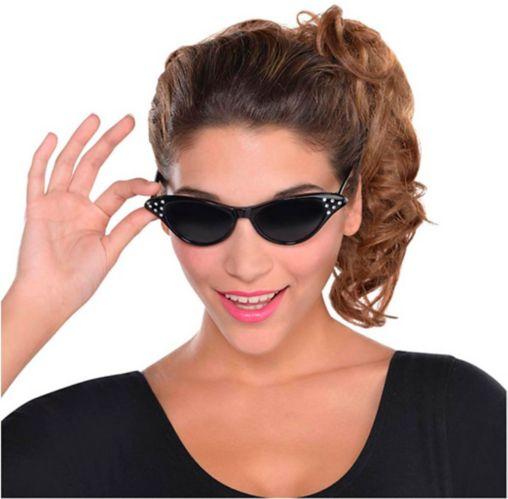 1950s Cat-Eye Shaped Sunglasses