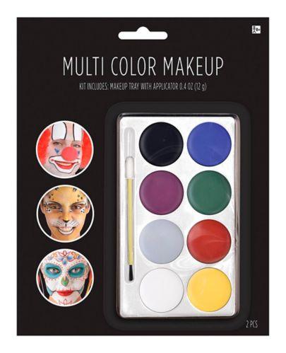 Multi-Coloured Makeup Kit