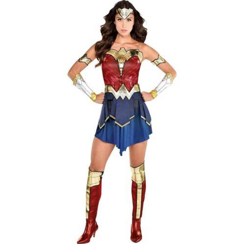 Costume de Wonder Woman, adulte, petit