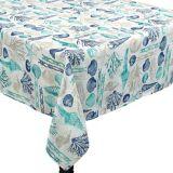 Sea Sand Sun Fabric Tablecloth   Amscannull