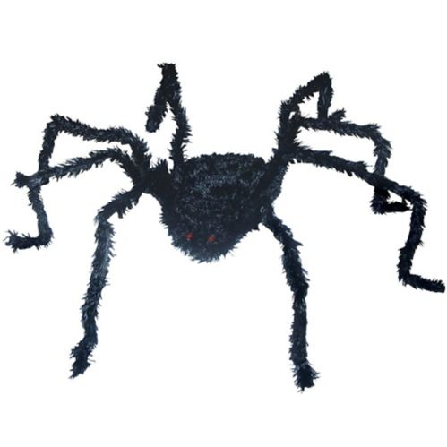 Light-Up Hairy Poseable Spider