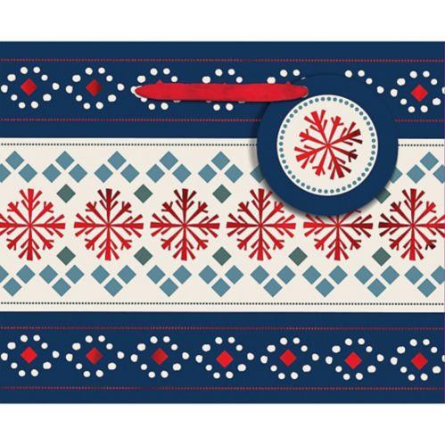 Mini Nordic Stripe Gift Bag