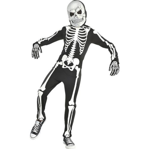 Kids' X-Ray Skeleton Costume