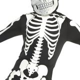 Kids' X-Ray Skeleton Costume | Amscannull