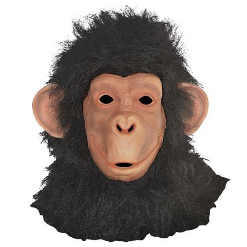 Masque de chimpanzé pour adultes